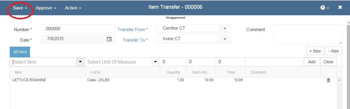 ItemTransfer2