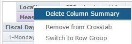 deletesummary