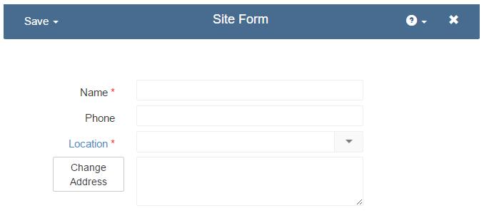 site-create