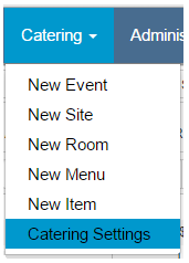 catering-settings