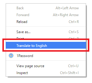 language-right-click-translate